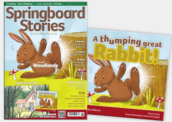 Springboard Stories Magazine