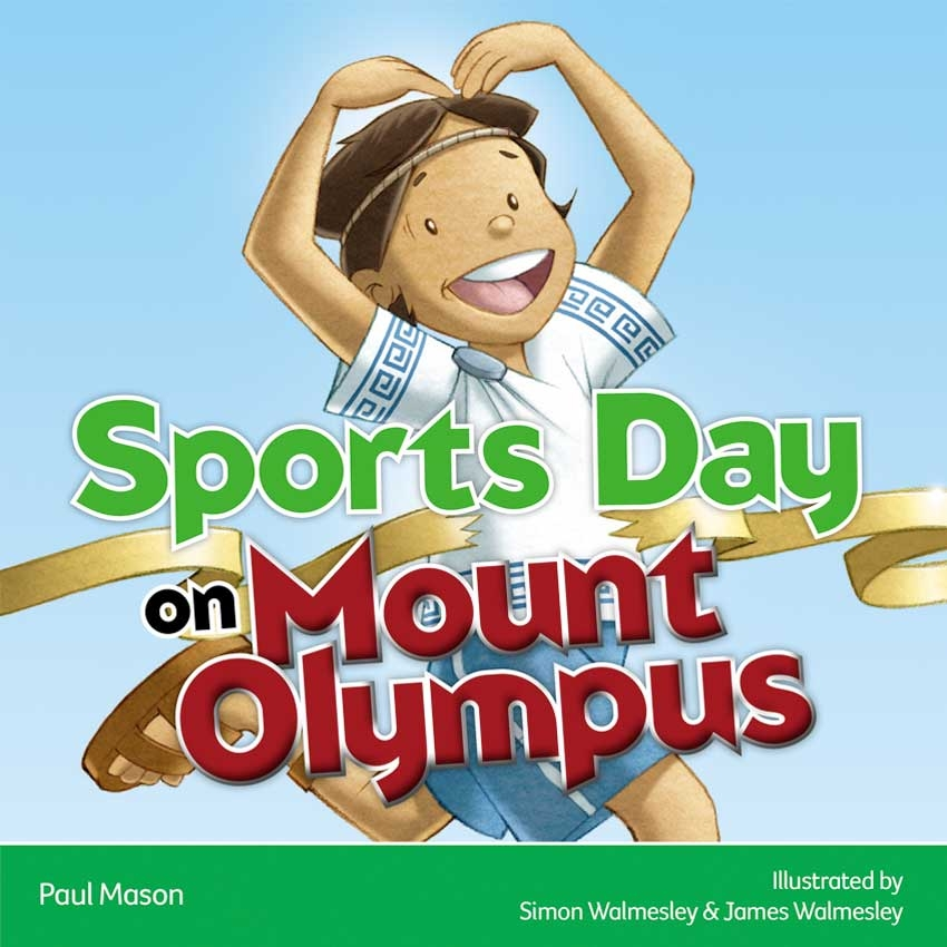 Explore Sports Day on Mount Olympus