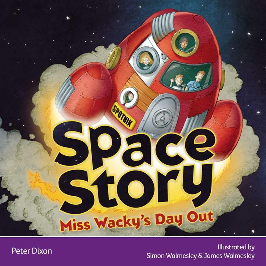 Explore Space story | Springboard Stories