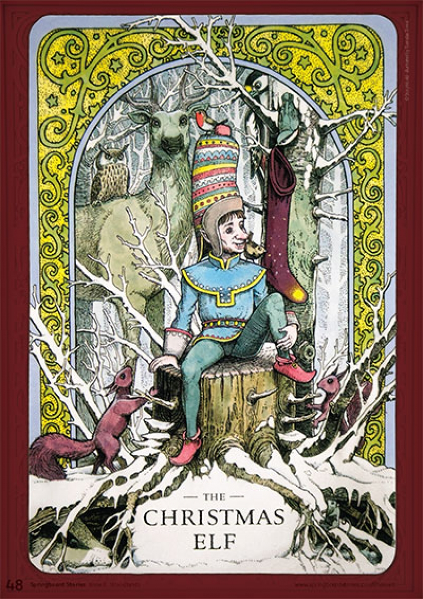 The Christmas Elf image