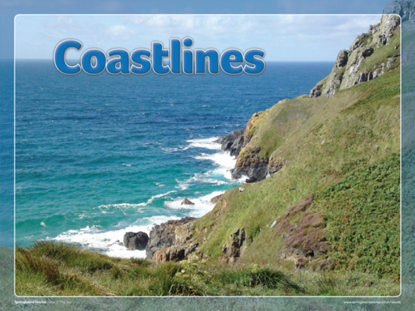 Comparing coastlines slideshow