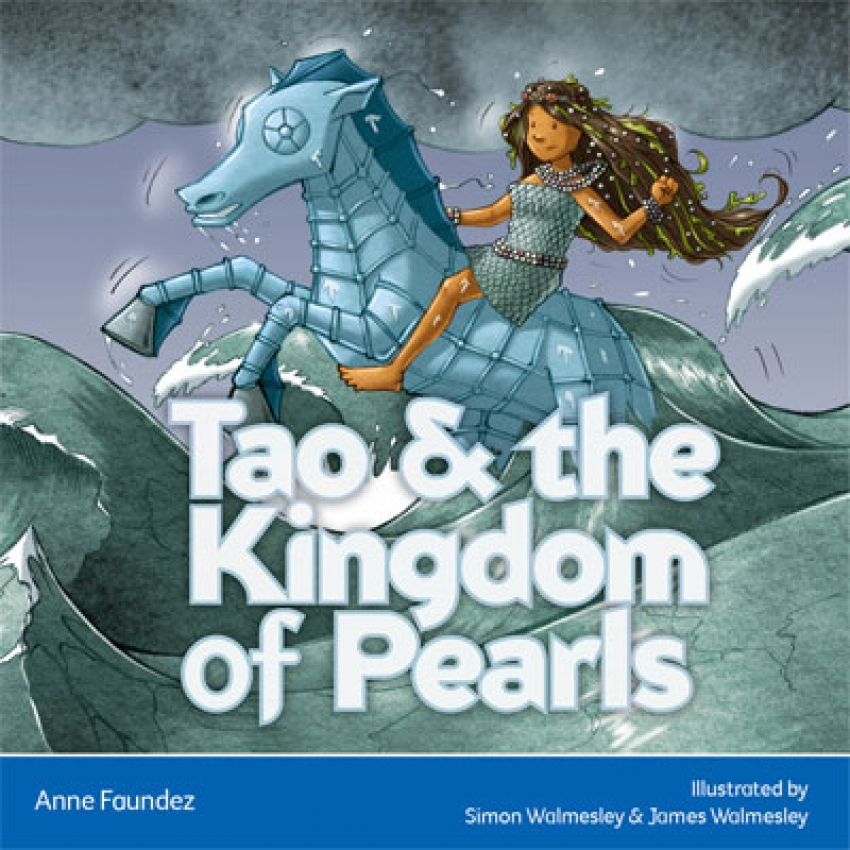 Tao and the Kingdom of Pearls ebook for whiteboard and tablet computers