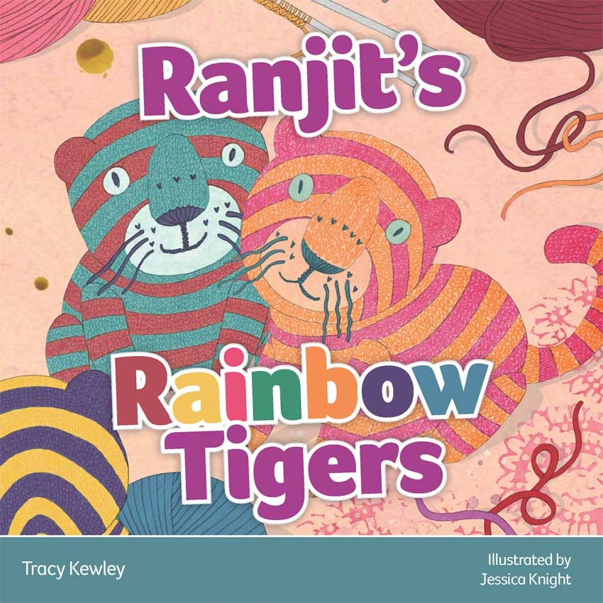 Explore Ranjit's Rainbow Tigers