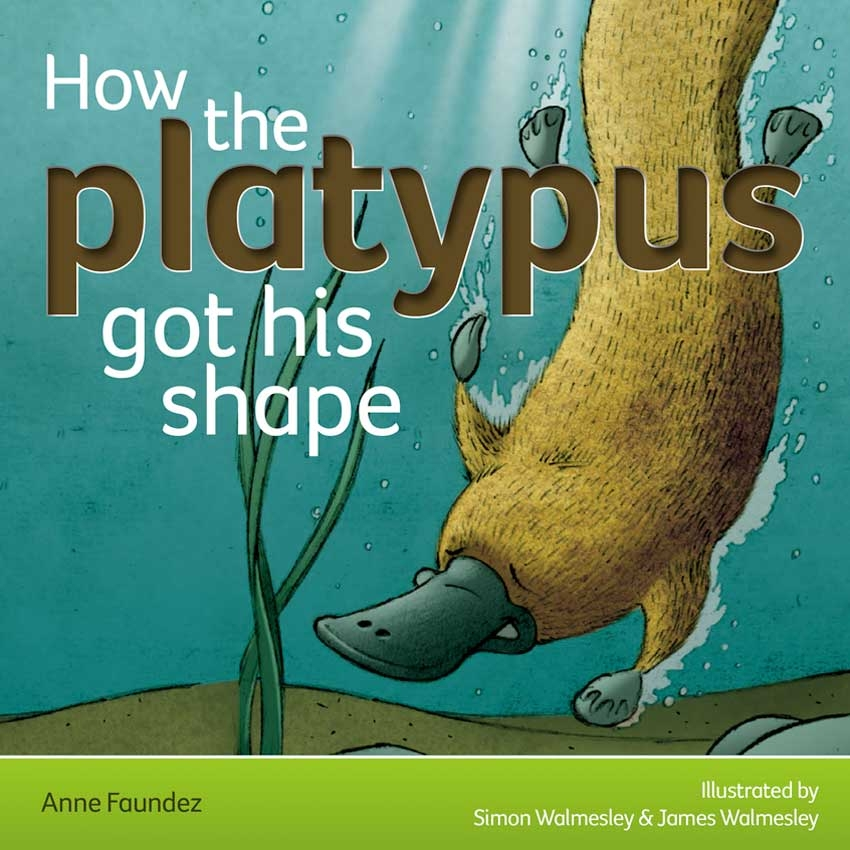 Explore How the Platypus got his shape