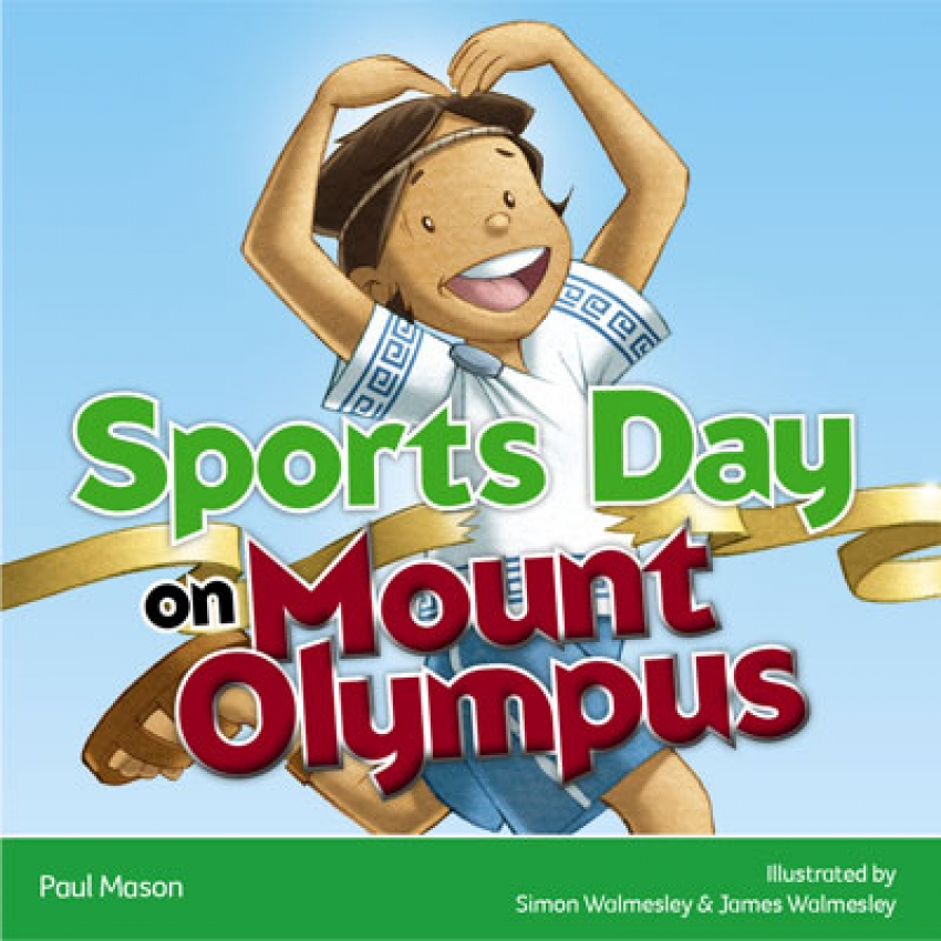 Sports Day on Mount Olympus ebook