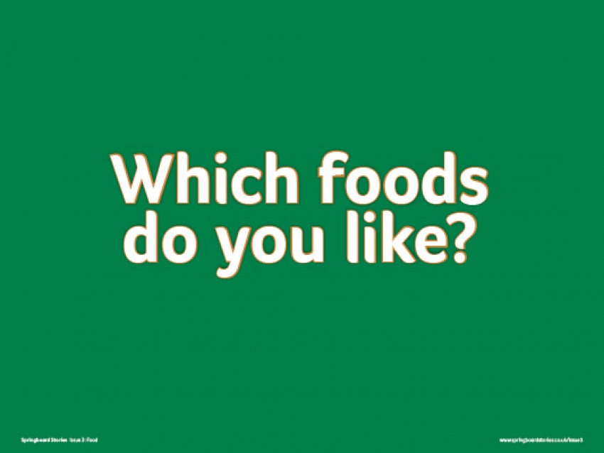 Which foods....? images