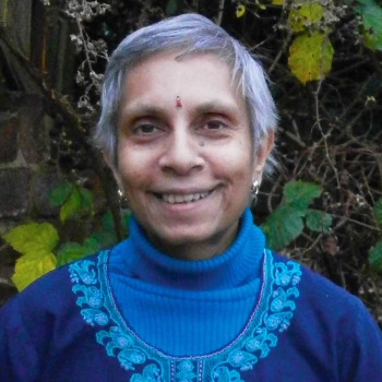 Author interview – Debjani Chatterjee