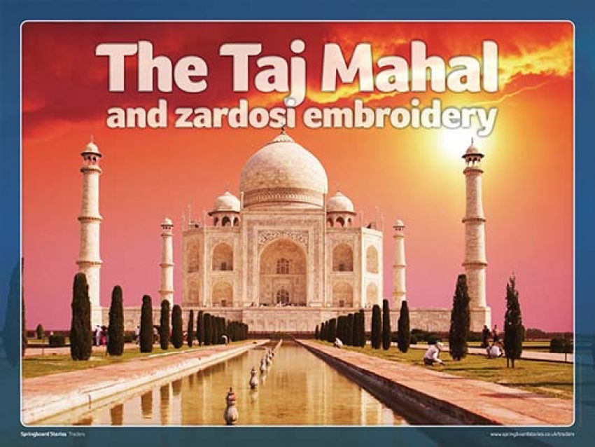 Taj Mahal slideshow primary resources