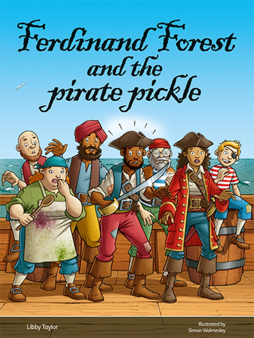 Ferdinand Forest and the pirate pickle ebook