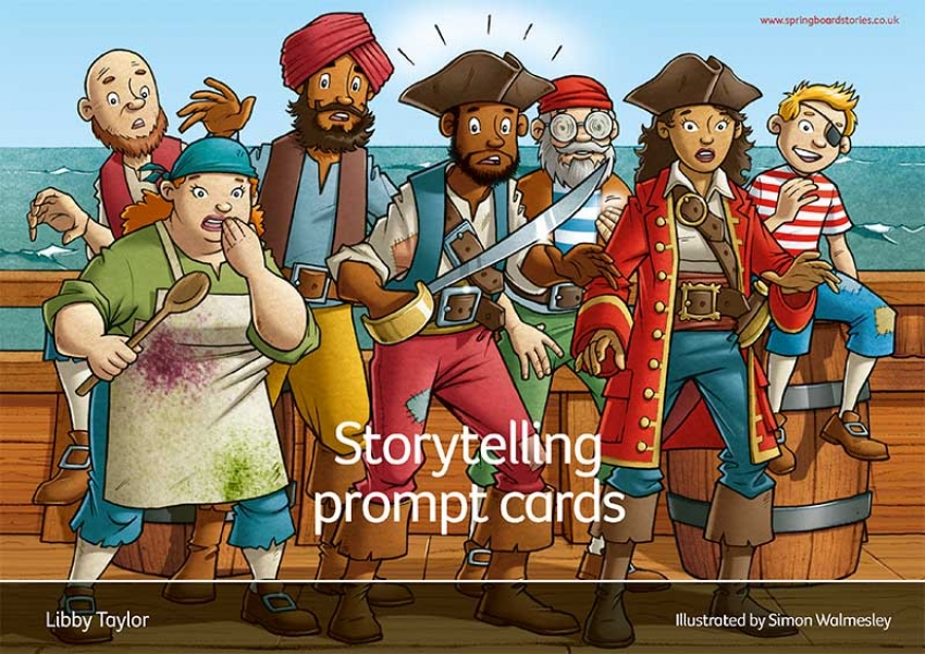 Storytelling prompts