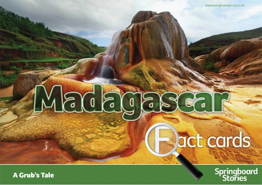 Madagascar fact cards