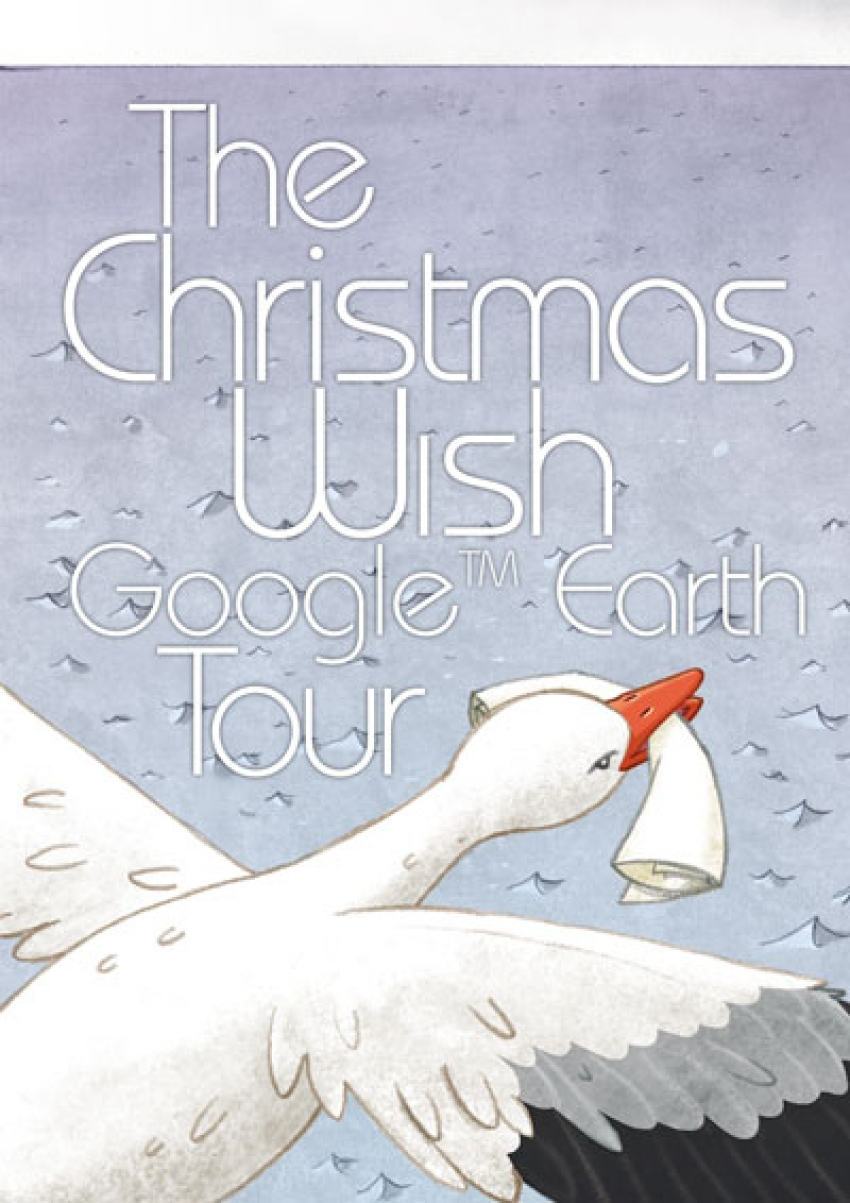 The Christmas Wish Google Earth tour