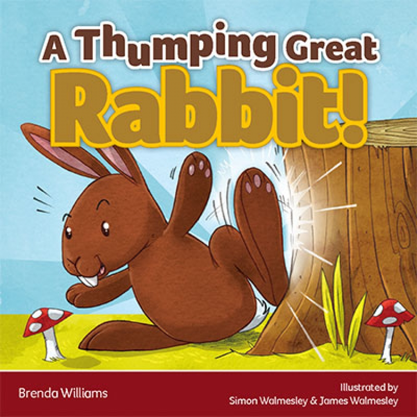 A thumping great rabbit