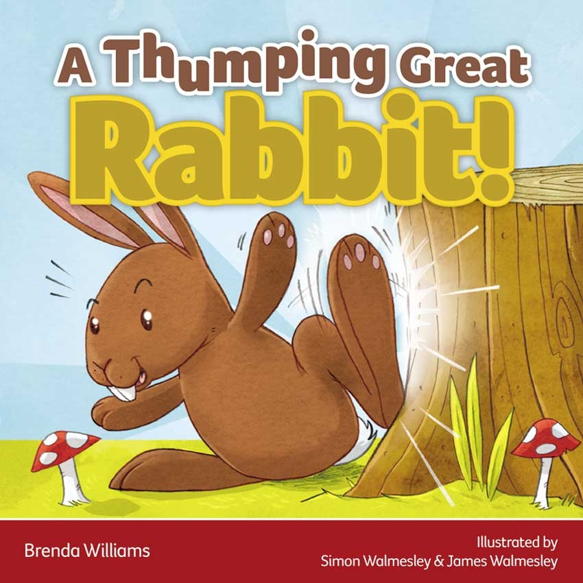 Explore A Thumping Great Rabbit
