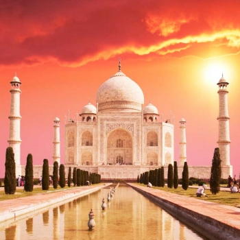The Taj Mahal and the art of zardosi